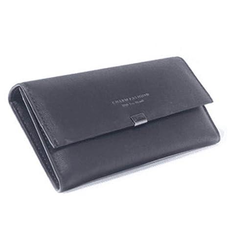JCH-lug Wallet Billetera Monedero De Mujer Carteras De Mujer Pasaporte Largo Monedero Femenino Monedero
