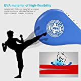 1 Pc Taekwondo Kick Pad Double Layer Design Kick Focus Target Pad Practice Training Equipment
