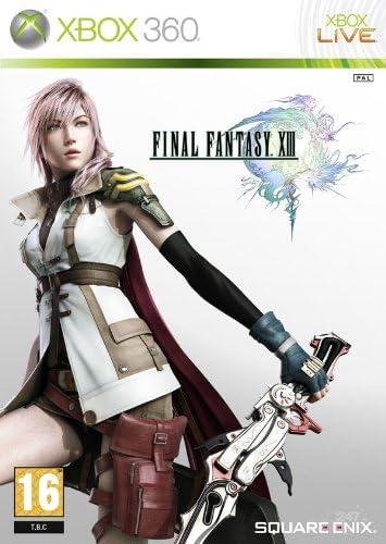 Final Fantasy XIII: Amazon.es: Videojuegos