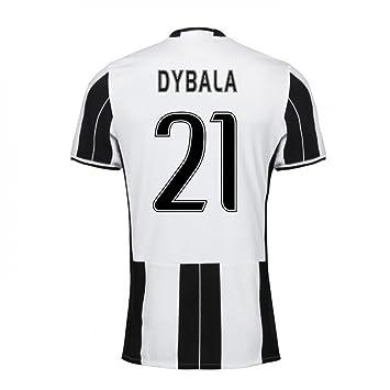 59faca0f9b5 2016-17 Juventus Home Shirt (Dybala 21) - Kids