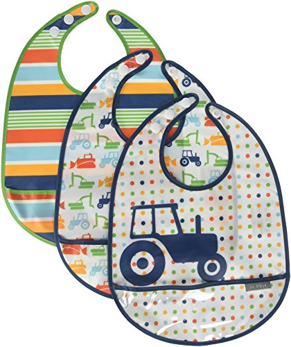 JJ Cole Big Diggers Bib Set by JJ Cole