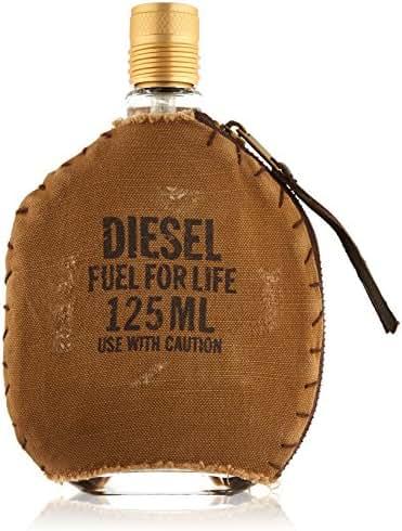 Diesel Fuel for Life for Men Eau de Toilette Spray, 4.2 Ounces