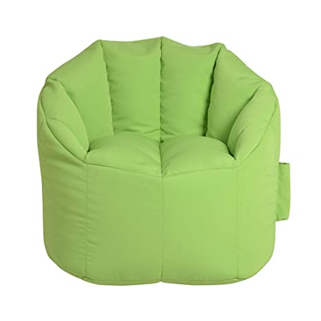 Amazon.com: MLX Lazy Couch, puf para adulto, moderno ...