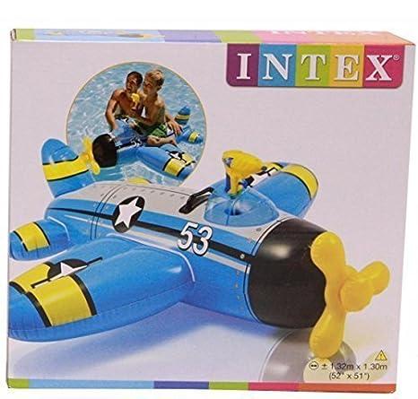 Intex Water Gun Plane Aufblastiere