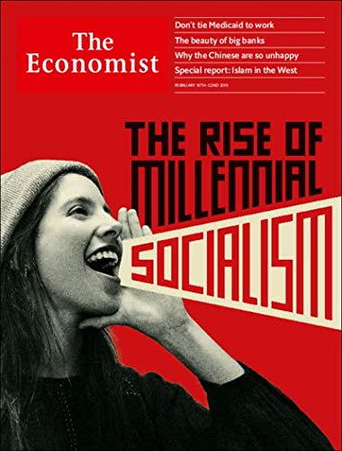 The Economist Magazine (February 16, 2019) The Rise of Millennial - Economist Magazine
