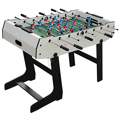 HLC 4ft Foldable Soccer Table Product Image