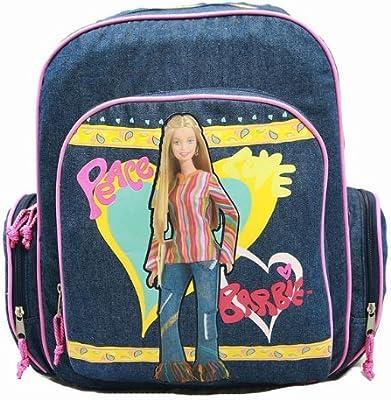 Barbie Backpack - Full Size Barbie School Backpack