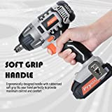 Prymax 20V MAX Cordless Impact Wrench with LED Work