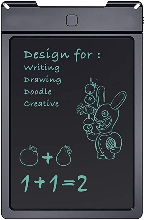 Color : Blue, Size : 8.5 inches LCD Writing Tablet 10 Inch LCD Tablet Baby Graffiti Board Painting Small Blackboard Writing Board Drawing Tablet for Kids
