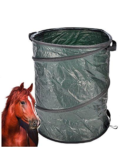 Heusack für Heuallergiker Pferde Heuallergie zum Heu einweichen 160 Liter, 55x68cm