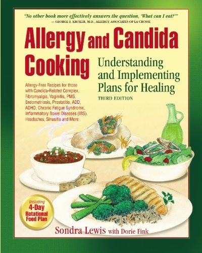 Allergy Candida Cooking Understanding Implementing product image