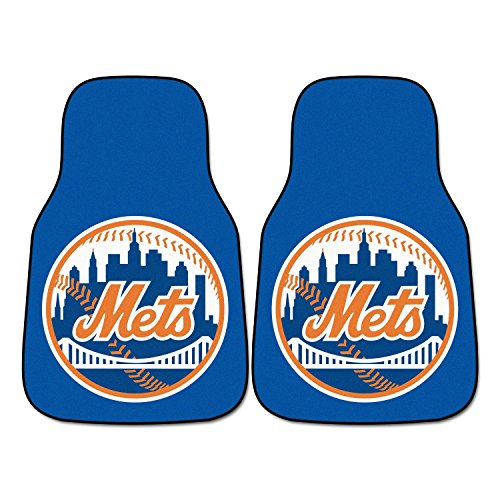 New York Mets Car Floor Mat (Mets New Floor York)