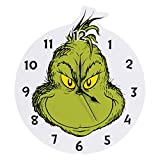 Trend Lab Dr. Seuss Wall Clock, Multi, The Grinch