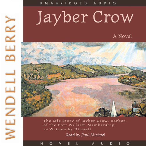 Jayber Crow Audiobook [Free Download by Trial] thumbnail