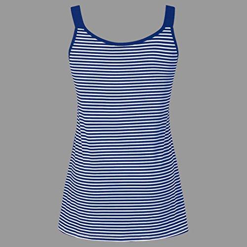 Chemisier Femme Clothing Women's Bleu VNEIRW PCq787