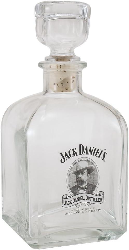 Jack Daniel's Barware - Decantador con logo de camafeo