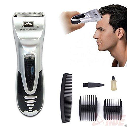 Armyshop Men's Electric Shaver Beard Trimmer Razor Hair Clipper Body Groomer Hair - Tints Define
