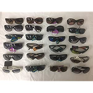 Wholesale lot 50 Pairs Name Brand Sunglasses Asstd. Styles & colors NEW