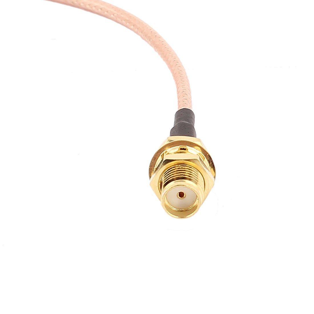 Amazon.com: eDealMax NJ Macho a SMA-KY Mujer RG316 Cable coaxial Flexible de conexión 20 cm: Electronics