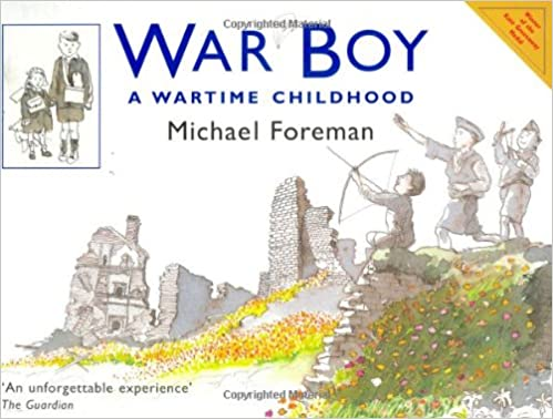 Image result for war boy michael foreman