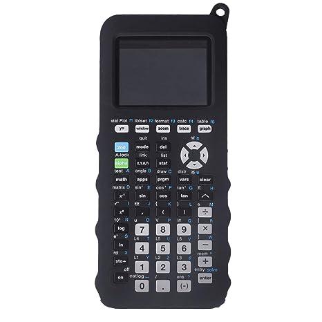 Amazon.com: Funda de silicona para calculadora de gráficos ...