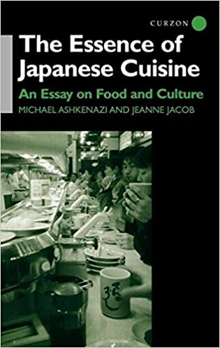 the essence of ese cuisine an essay on food and culture  the essence of ese cuisine an essay on food and culture michael ashkenazi jeanne jacob michael ashkenazi michael ashkenazi 9780700710850