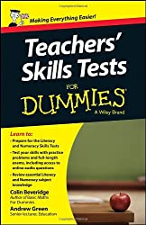 Teacher's Skills Tests For Dummies