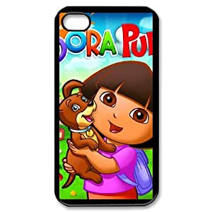 iPhone 4 4s Cases Cell Phone Case Cover Cartoon Dora The Explorer 6R67R845894