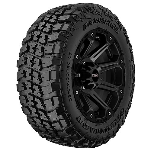 Federal Couragia M/T Mud-Terrain Radial Tire - 35x12.5R20 121Q