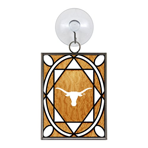Ncaa Texas Longhorns Glass Football - 8