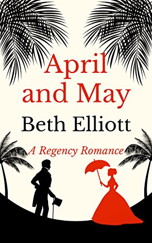 book cover of April and May