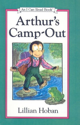 Arthur's Camp-Out (I Can Read Books: Level 2) by Brand: Perfection Learning