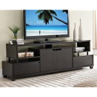 Furniture of America Eliana Contemporary TV Console in Cappuccino