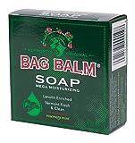 Bag Balm Mega Moisturizing Soap Rosemary Mint Scent 3.9 Ounce Per Bar (Value Pack of 5) For Sale