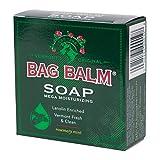 Bag Balm Mega Moisturizing Soap Rosemary Mint - 3.9 oz Bar, Pack of 3