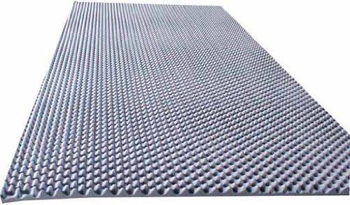 Akustikschaumstoff aus Akustik Noppenschaum - Platte 100x200x2cm aus hochwertigem Ester-Schaumstoff wohnen.com