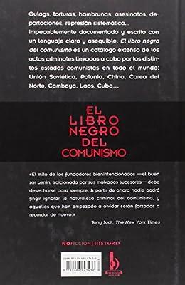 EL LIBRO NEGRO DEL COMUNISMO (No ficción): Amazon.es: Stéphane Courtois, Cesar Vidal Manzanares, Victoria Esteban-Infantes: Libros