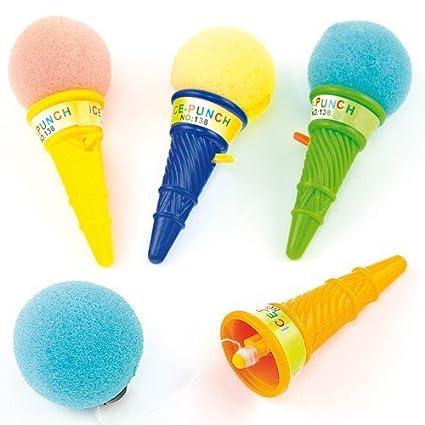 3 x Eiswaffelspiel Spielzeug Kinder Geburtstag Tombola Mitgebsel Giveaway Großhandel & Sonderposten
