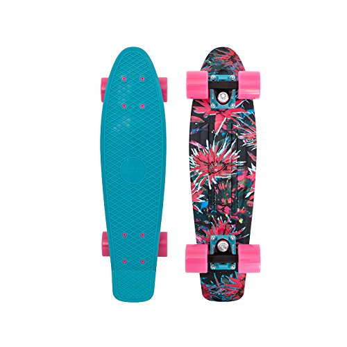 Penny Graphic Skateboard - Bloom 22
