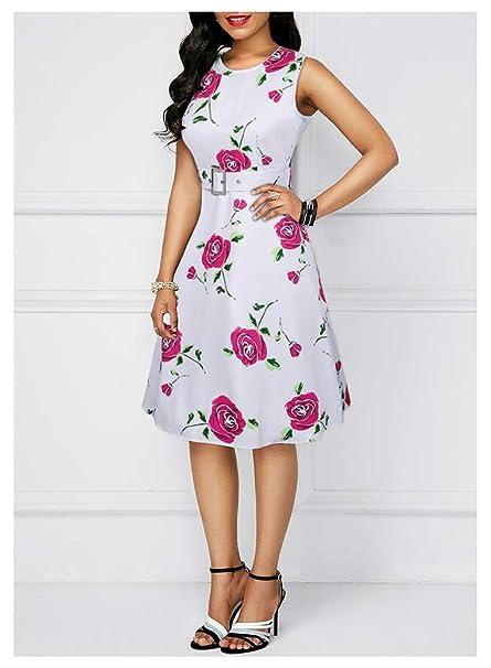 Carry Vestido Vestido De Cóctel Para Damas Cómodos Y Suaves