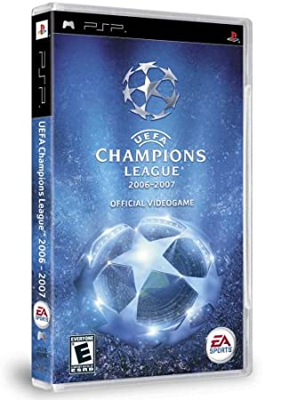 UEFA Champions League 2006-2007 - Sony PSP