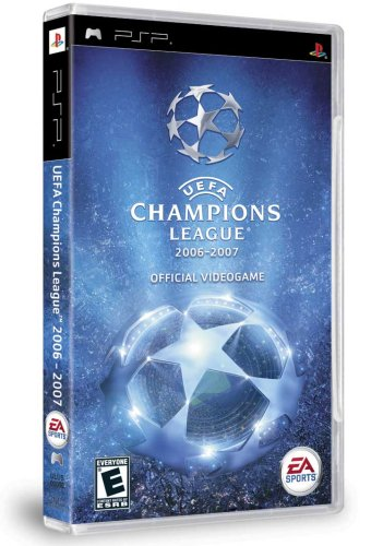 UEFA Champions League 2006-2007 – Sony PSP