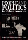 img - for People & Politics in Urban America (Garland Reference Library of Social Science) book / textbook / text book