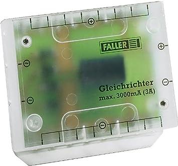 Faller 180633 raddrizzatori