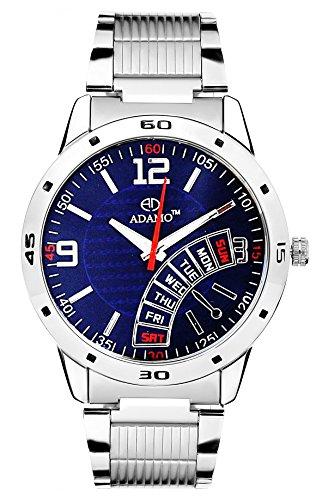 ADAMO Designer Mens Gents Wrist Watch AD103