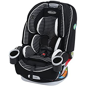 Amazon.com : Graco Extend2Fit Convertible Car Seat, Gotham, One Size ...
