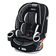 Graco 4Ever 4-in-1 Convertible Car Seat, Studio, One Size
