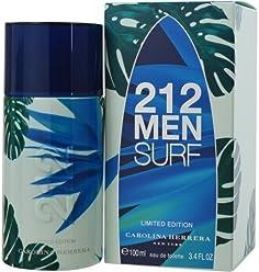 212 SURF by Carolina Herrera EDT SPRAY 3.4 OZ (LIMITED EDITION) for MEN -