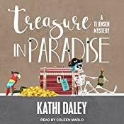 Treasure in Paradise: A TJ Jensen Mystery, Book 7 | Kathi Daley