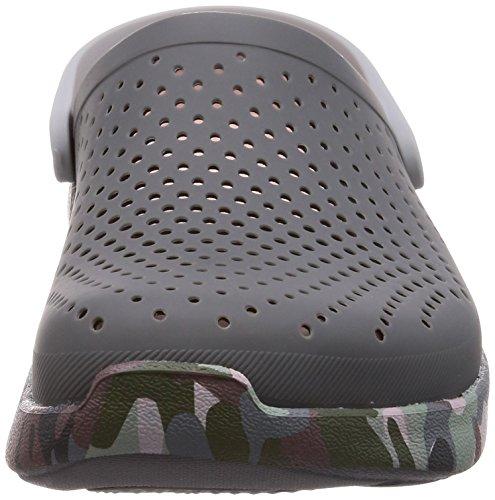 Grey crocs crocs Clog Europe LiteRide Europe HRXxwvxq6